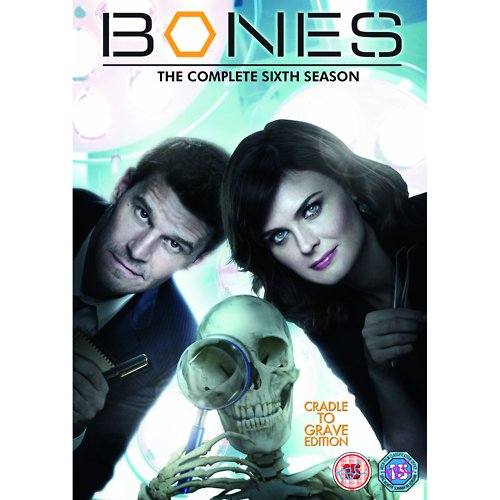 The Complete Sixth Season DVD Cover