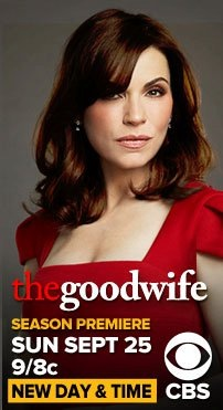 The Good Wife Season 3 Promotional Photo