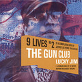 The Gun Club ~ Lucky Jim (Alt Cover) - jeffrey-lee-pierce-the-gun-club photo