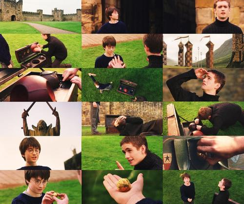 The Philosopher's Stone. ♥