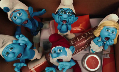 The Smurfs Official Movie Trailor