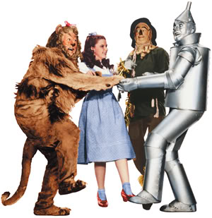 The Wizard Of Oz - Assorted चित्रो