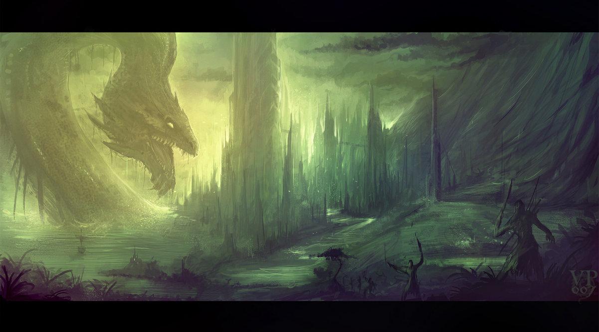 Norse Myth Art Norse-mythology Fan Art