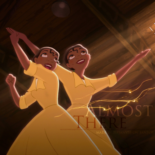 Tiana ~ Almost there