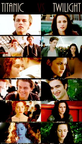 Titanic VS Twilight