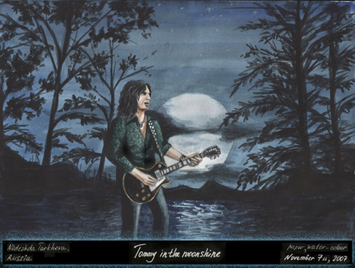 Tommy in the Moonshine