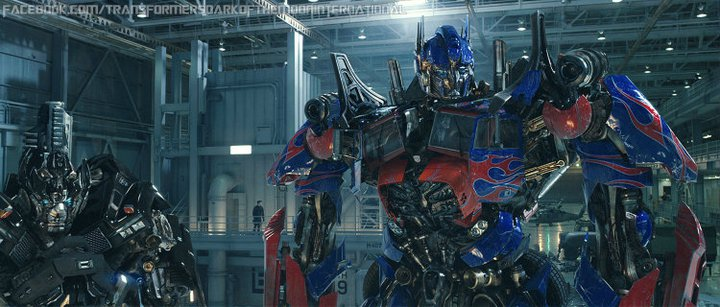 Transformers Dark Of The Moon Movie Screencaps ...