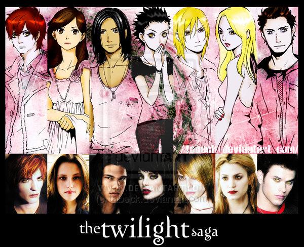 Twilight Fan Art Twilight-series Fan Art