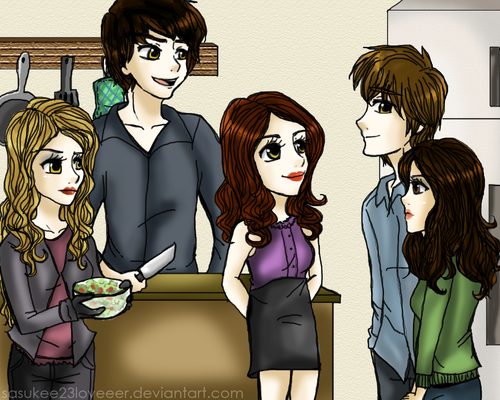 Twilight Saga Fanart