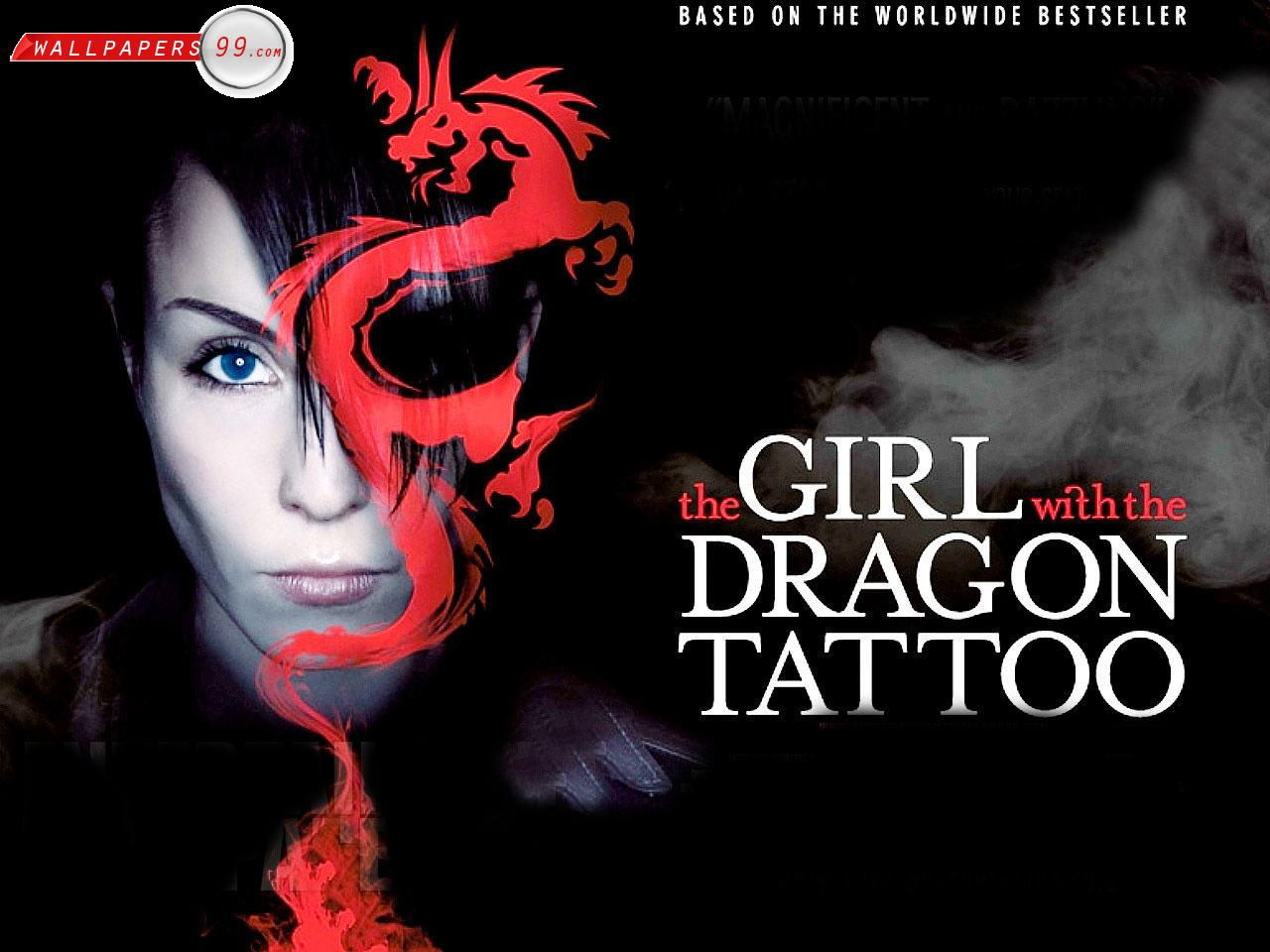 The Girl With The Dragon Tattoo Imagenes Gwtdt Fondo De Pantalla Hd