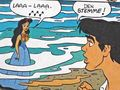 Walt Дисней Movie Comics - The Little Mermaid