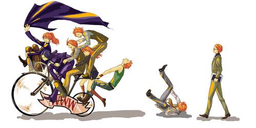 Weasley Members