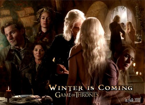 1x01- Winter is Coming