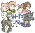Wolf pack of Wolf's Rain