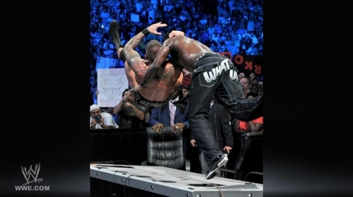 ডবলুডবলুই Smackdown Randy Orton Vs R truth 29th-jul-11