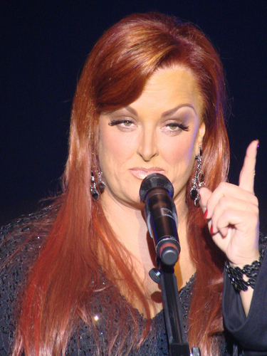 Wynonna Judd wallpaper with a concert entitled Wynonna