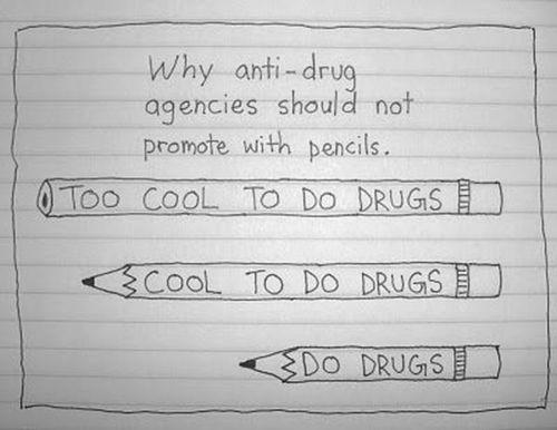 Yay! Drugs!