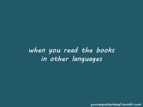 আপনি Know You're a Potterhead When...