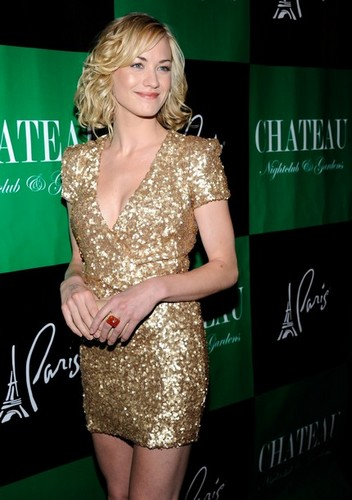 Yvonne Strahovski @ the kasteel, chateau Nightclub & Gardens (30/07/11)