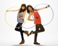 Zendaya and Bella - shake-it-up photo