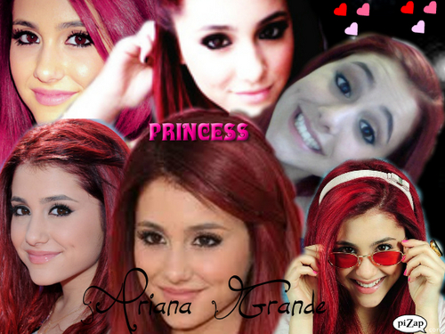 ariana by me