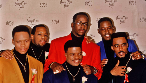 bobby brown new edition american Musica awards 1994