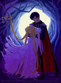 bunny und mamoru - bishoujo-senshi-sailor-moon photo