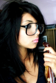 claudia hurtado  - emo-girls photo