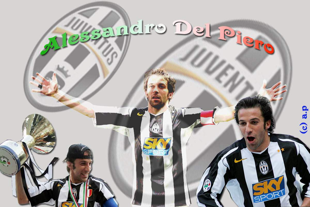 Alessandro Del Piero del piero wallpapers