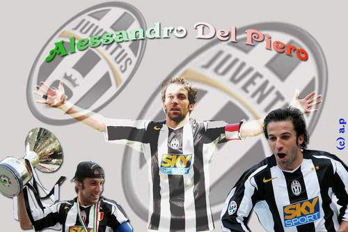 del piero wallpapers