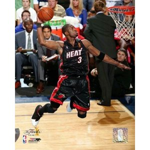 dwayne dunking