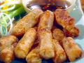 egg rolls - chinese-food photo