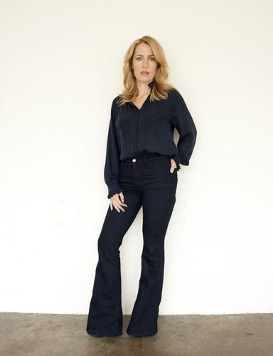 gillian anderson ' TCA Summer Press Tour 2011'