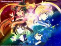 outer senshis - bishoujo-senshi-sailor-moon photo