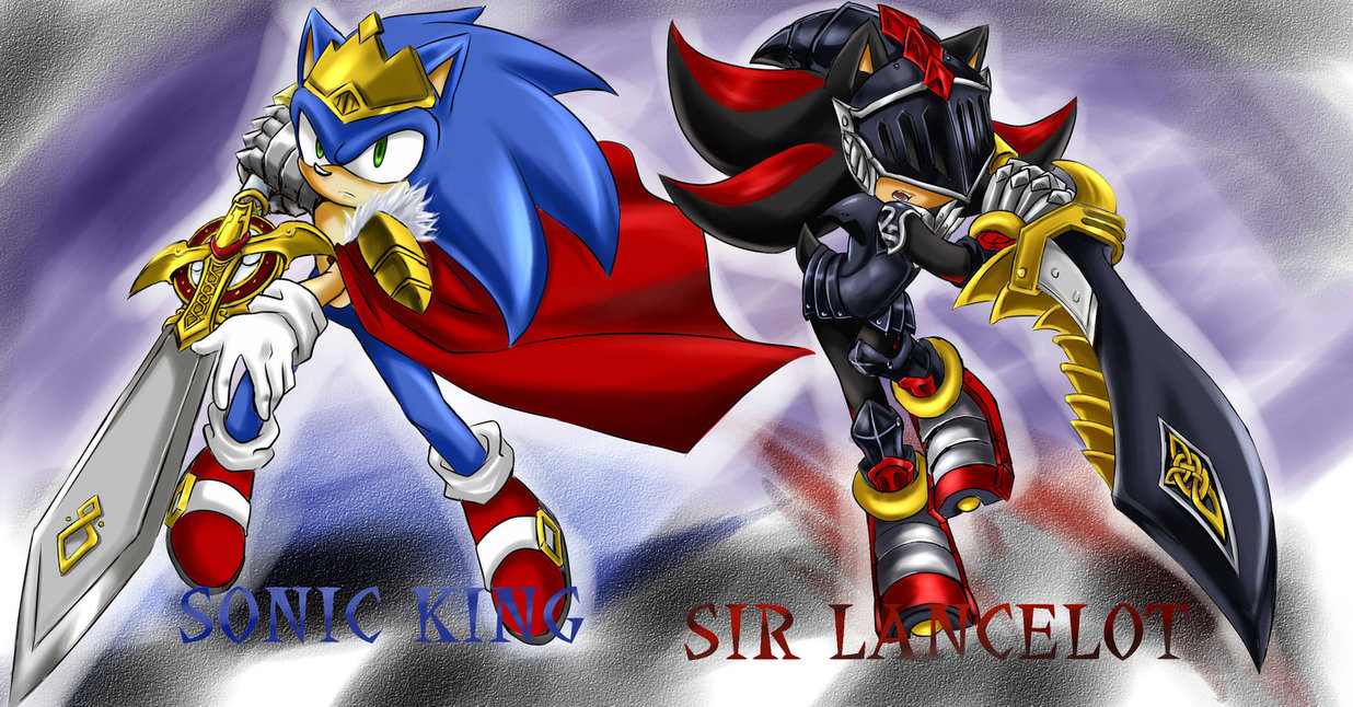 king and knight sonadow