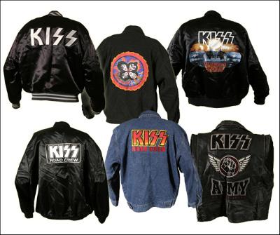 kiss chaqueta