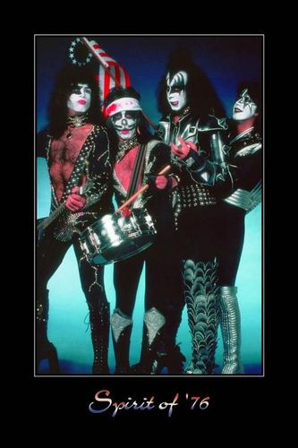 kiss spirit of ´76