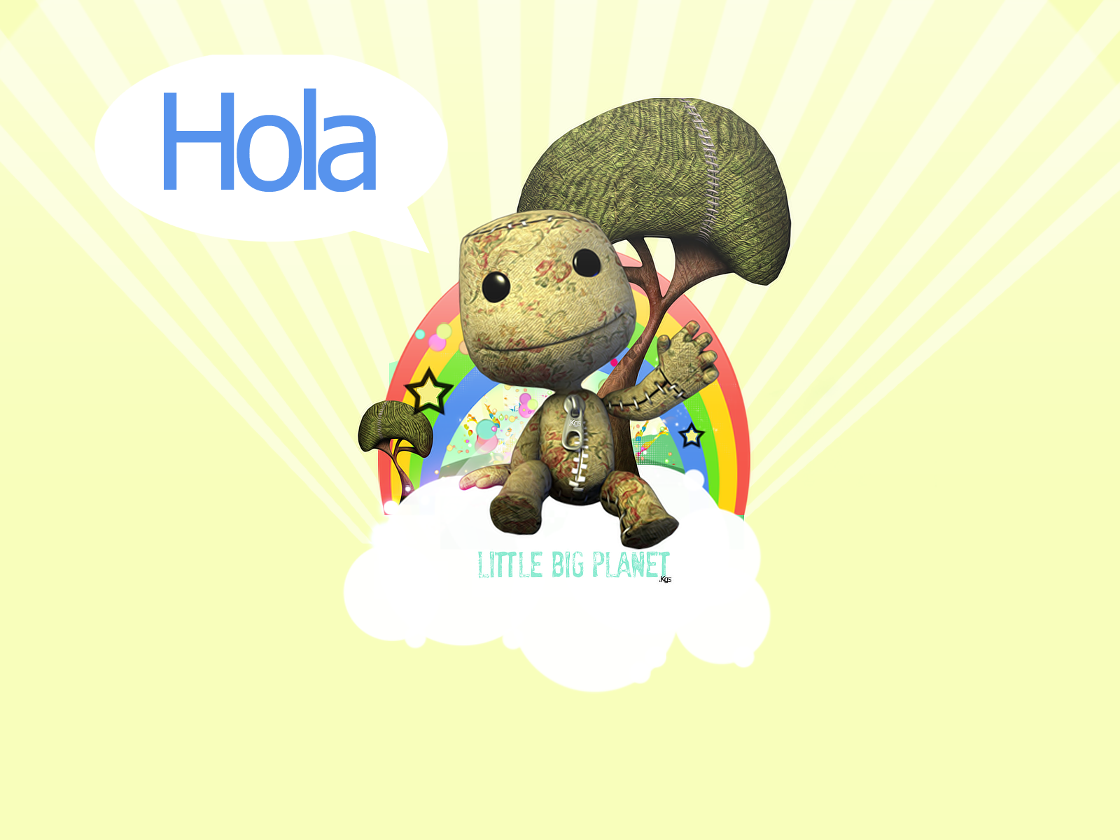 Little Big Planet Wallpaper: Little Big Planet Images Lbp HD Wallpaper And Background