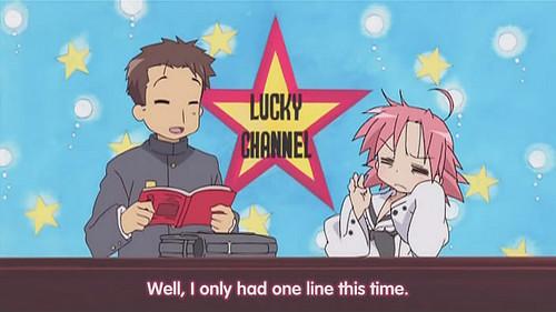 lucky star~!
