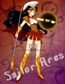 sailor ares - mars - bishoujo-senshi-sailor-moon photo
