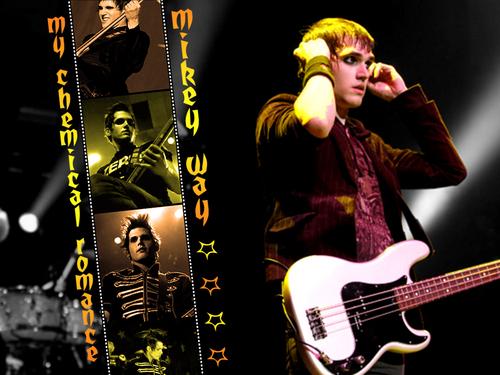 mcr, mikey<3