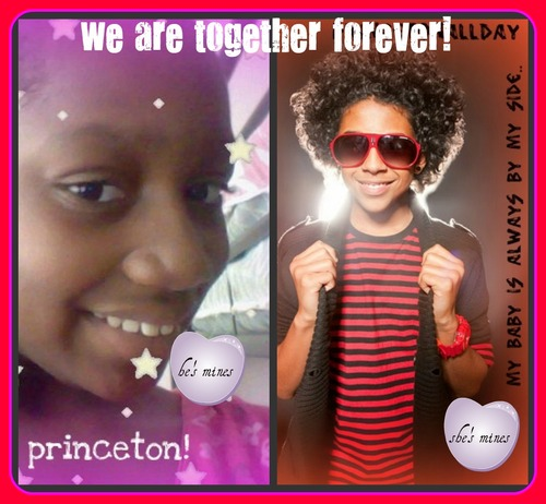 me and PrincetonAllDay