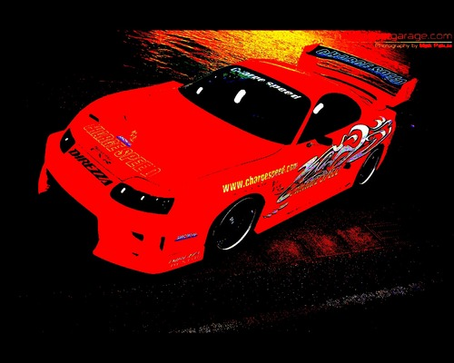 my awesome supra