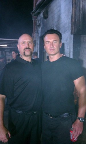 new movie Fire with Fire (2012) - julian-mcmahon Photo