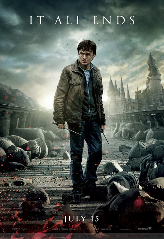 Harry Potter Images Post Poster Hp 7 Part 2 Hd Wallpaper And