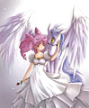 princess rini and pegasus