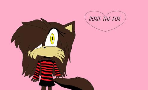 roxie the fox