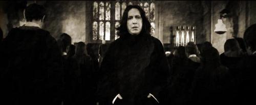 severus headmaster