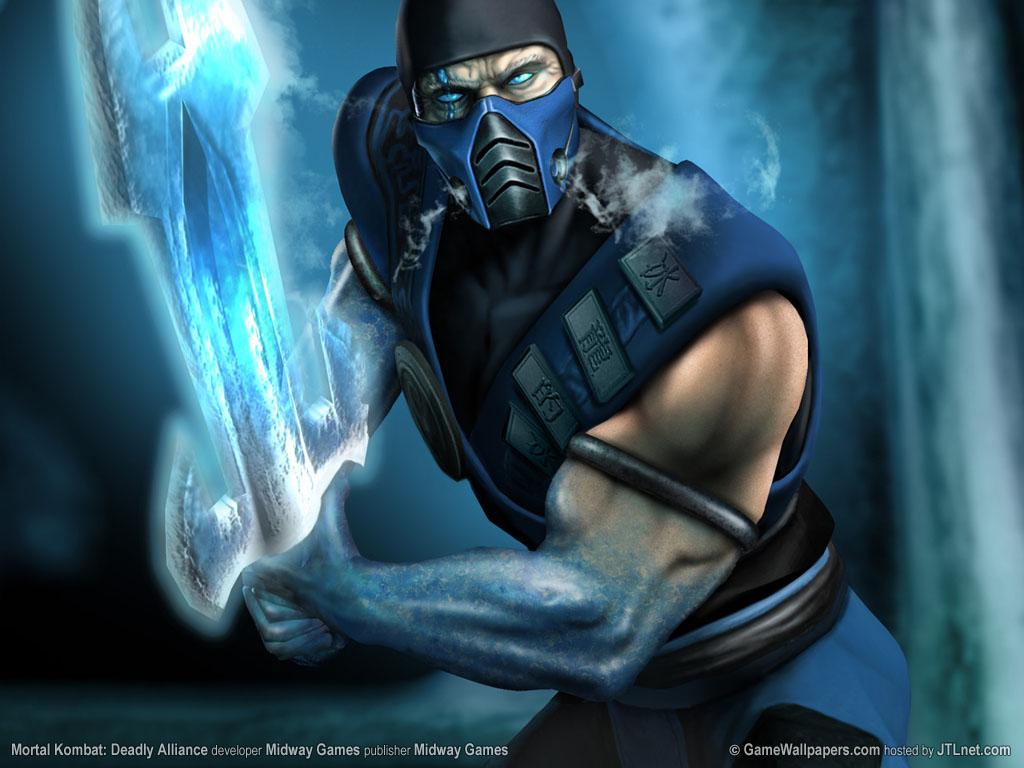 Mortal Kombat 1 9 Images Sub Zero HD Wallpaper And Background Photos