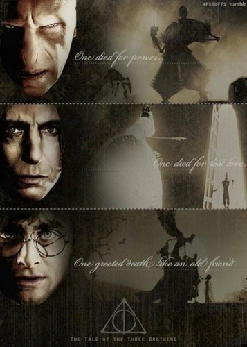 the story of the three brothers(':